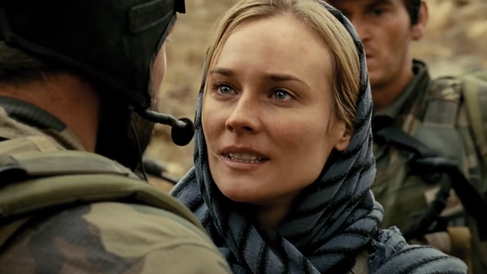 Forces spéciales - bande annonce - (2011)