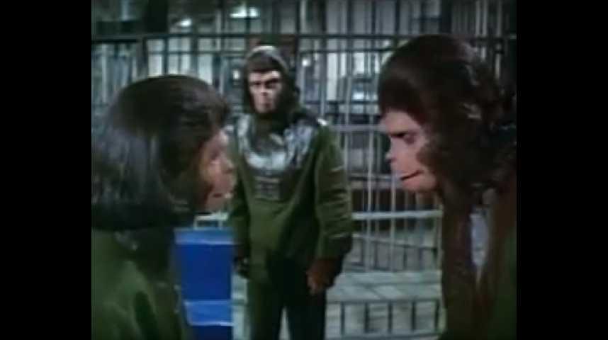 Les Evadés de la planète des singes - Bande annonce 1 - VO - (1971)