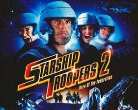Starship Troopers 2: Héros de la Fédération - bande annonce - VO - (2004)
