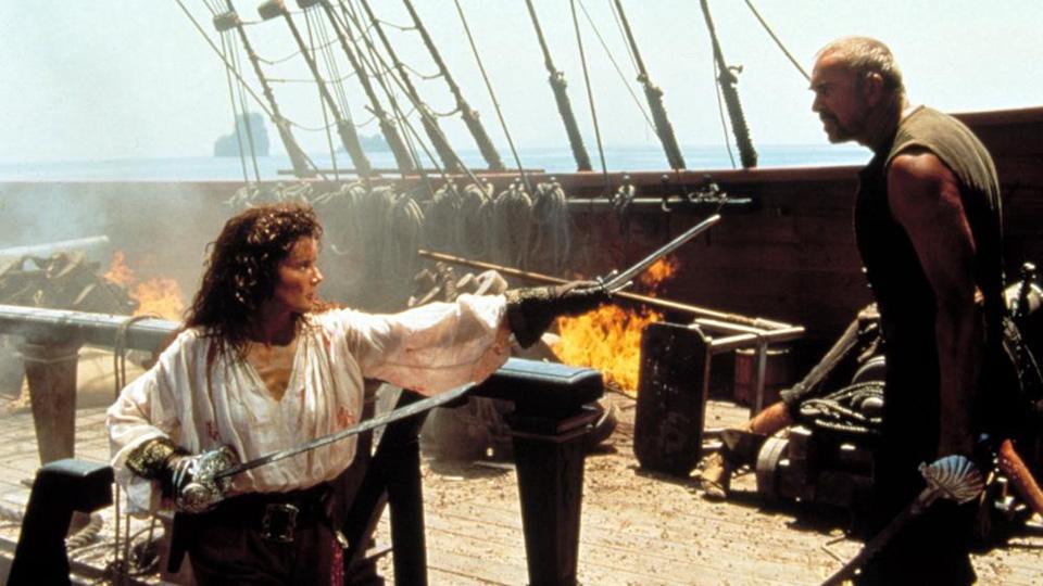 L'ile aux pirates - bande annonce - VF - (1996)