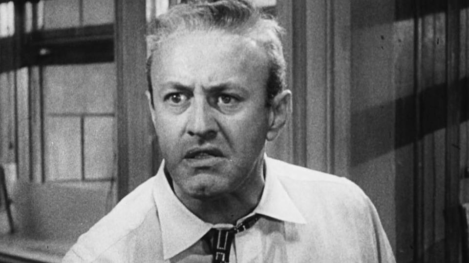 12 hommes en colère - bande annonce - VO - (1957)