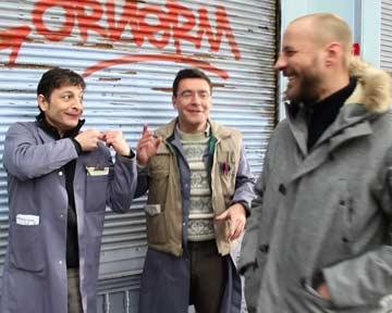 Au bistro du coin - teaser - (2011)