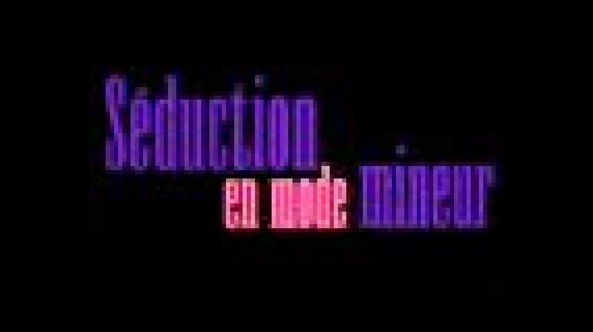 Séduction en mode mineur - bande annonce - VOST - (2002)