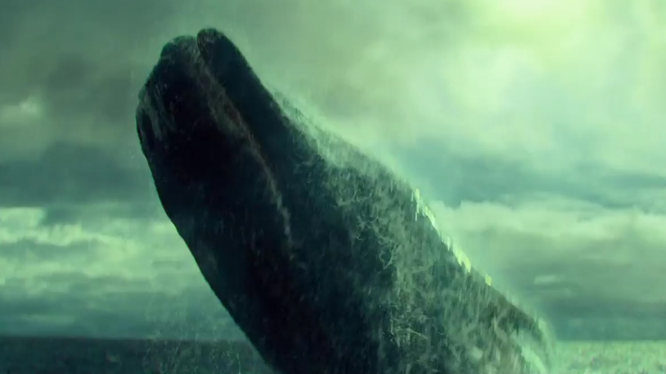 Au coeur de l'Océan - bande annonce 4 - VO - (2015)