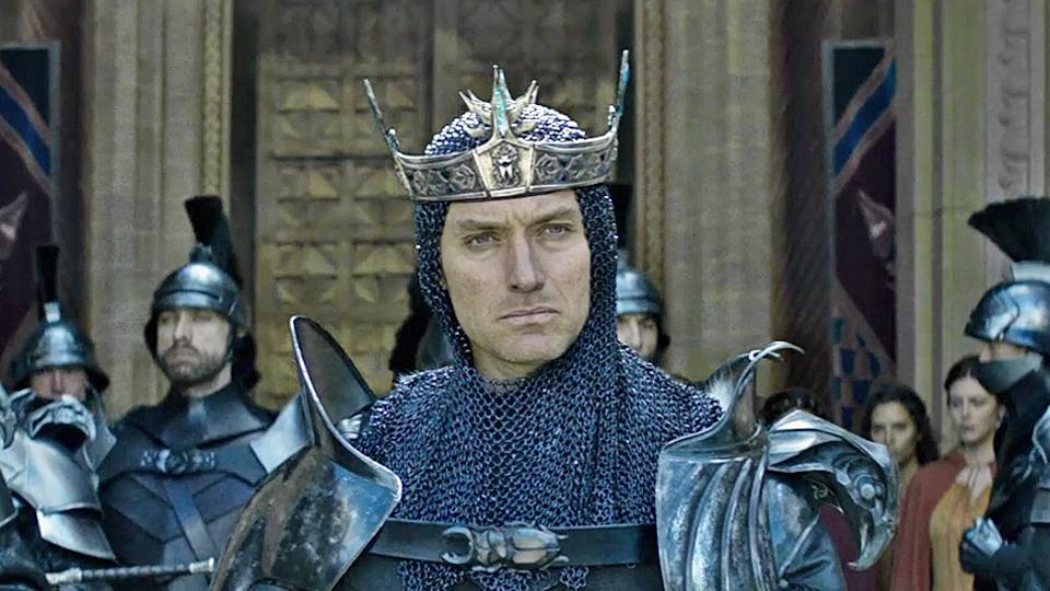 Le Roi Arthur: La Légende d'Excalibur - bande annonce 2 - VOST - (2017)
