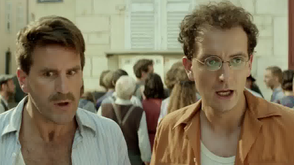 La Folle Histoire de Max et Léon - bande annonce - (2016)