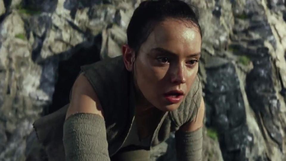 Star Wars - Les Derniers Jedi - bande annonce - VOST - (2017)