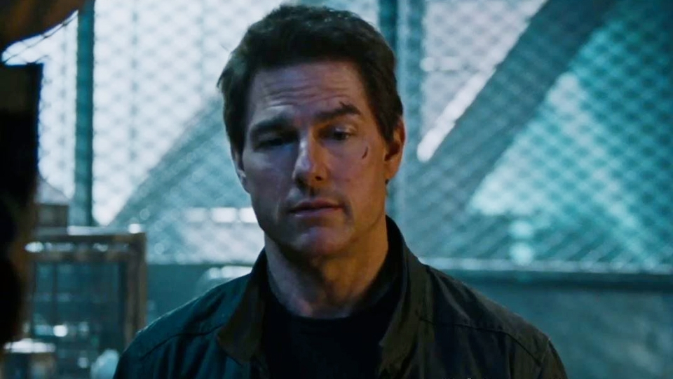 Jack Reacher : Never Go Back - teaser 5 - VOST - (2016)