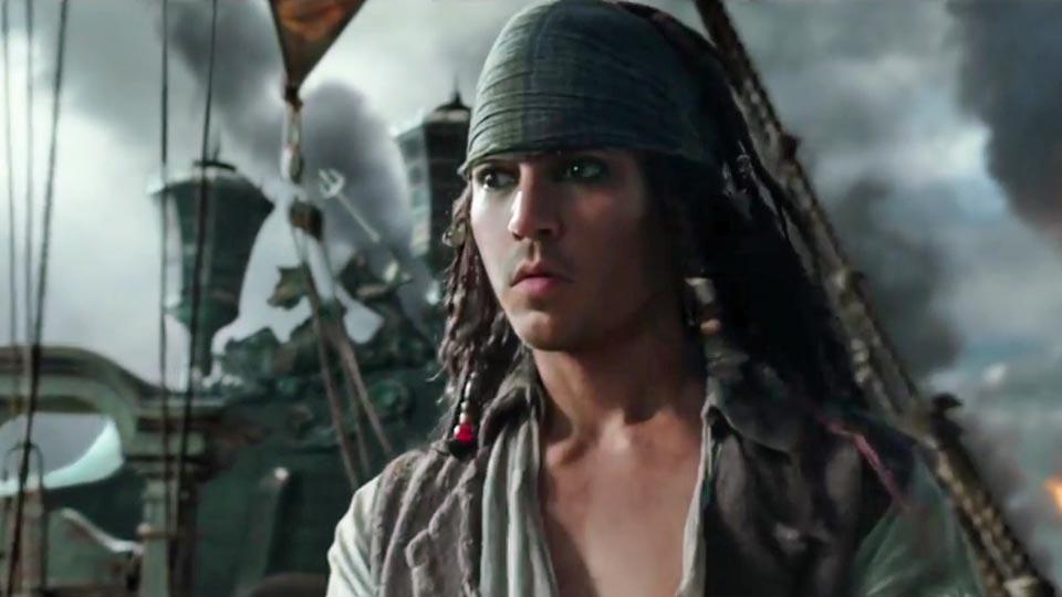 Pirates des Caraïbes : la Vengeance de Salazar - bande annonce 3 - VOST - (2017)