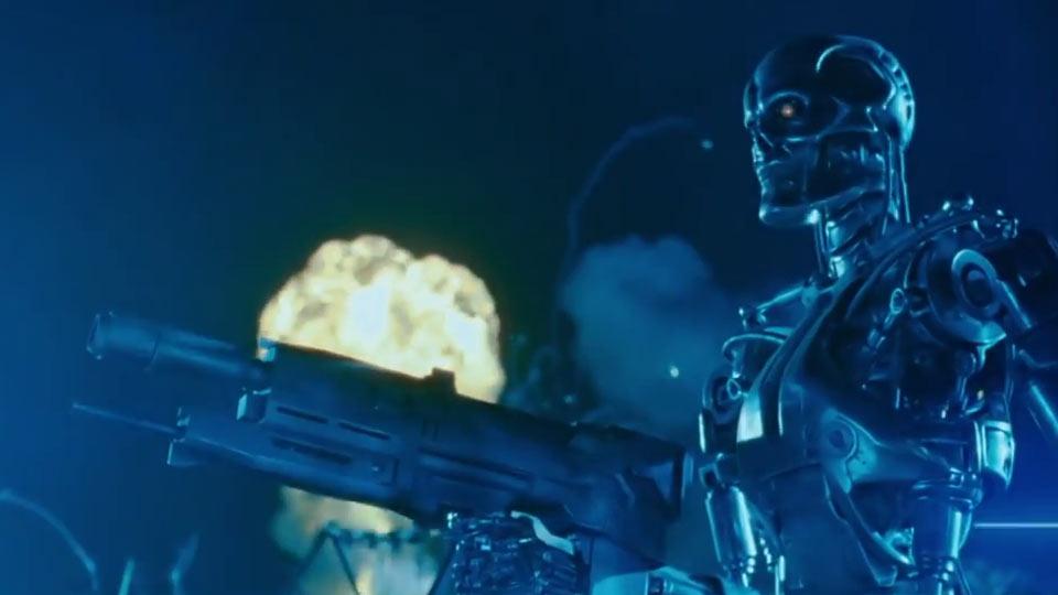 Terminator 2 : le Jugement Dernier 3D - bande annonce 5 - VF - (1991)