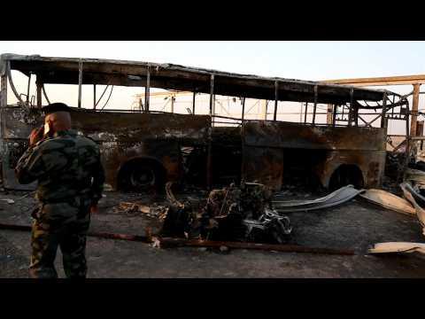 Irak : au moins 84 morts dans un double attentat revendiqué par l'EI