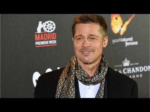 Brad Pitt's Sci-Fi Project Gets Release Date