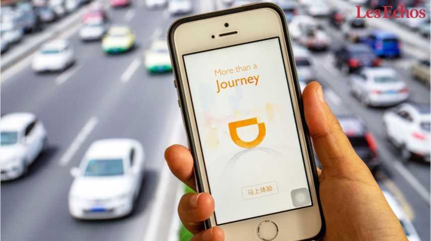 Illustration pour la vidéo Avec Taxify, Didi veut bousculer Uber à Paris