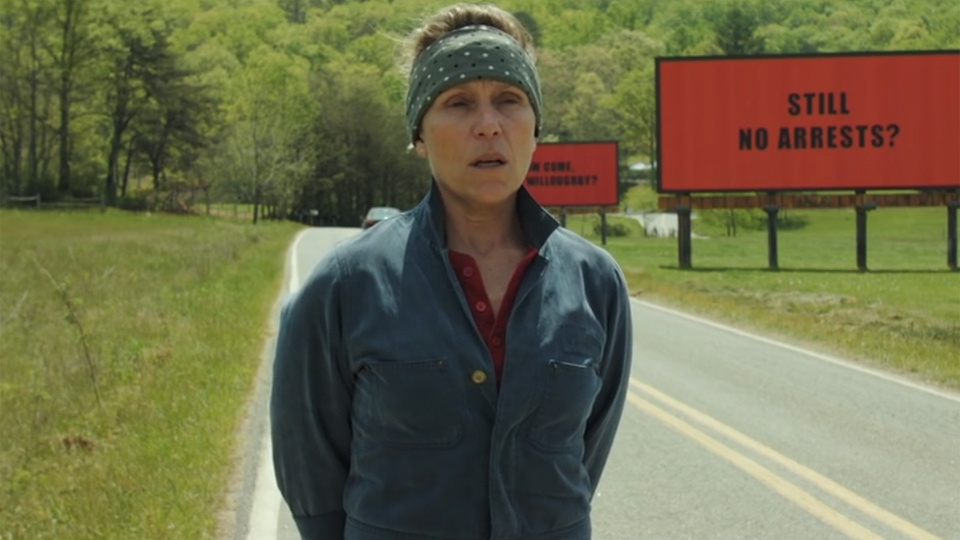 Three Billboards Outside Ebbing, Missouri - bande annonce - VO - (2018)
