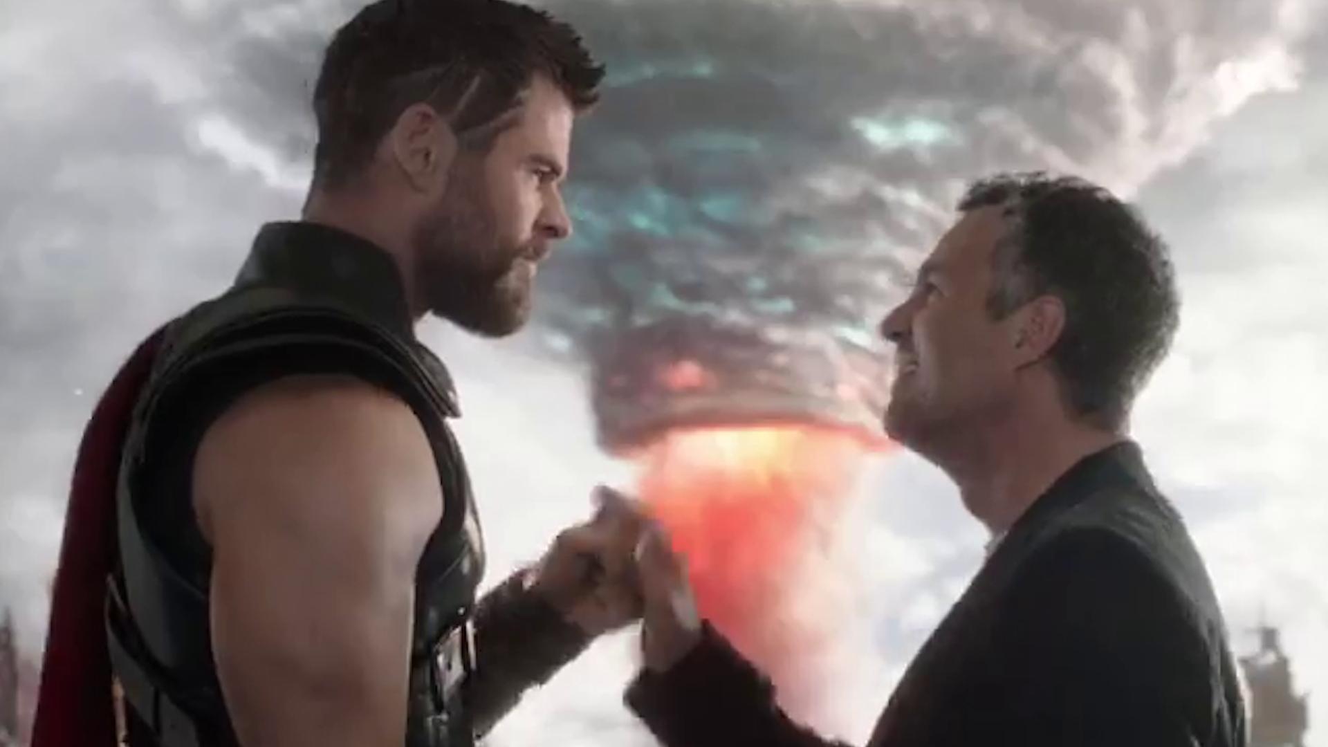Thor : Ragnarok - bande annonce 3 - VOST - (2017)