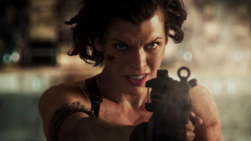 Resident Evil : Chapitre Final - bande annonce 4 - VF - (2017)