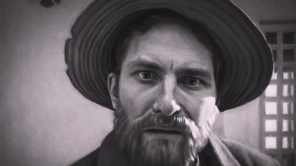 La Passion Van Gogh - bande annonce - VF - (2017)