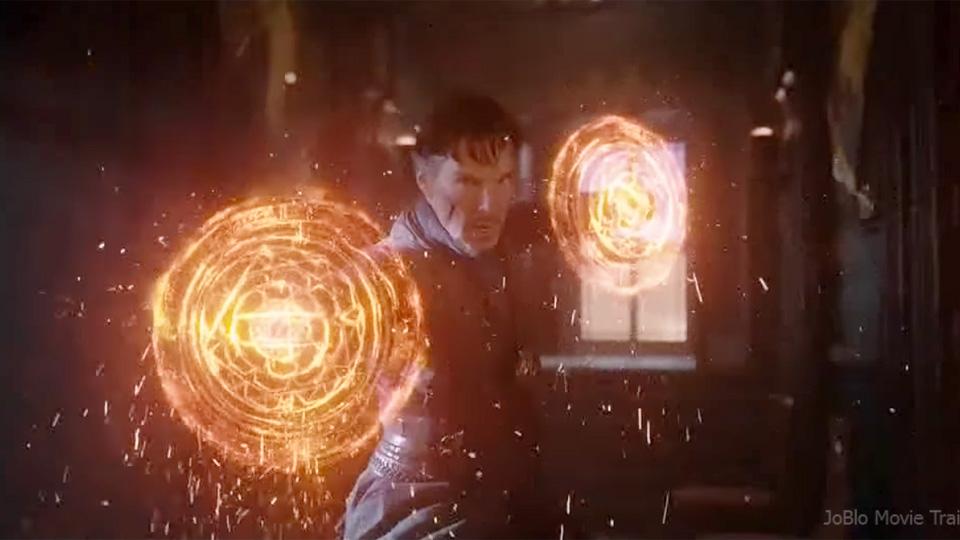 Doctor Strange - teaser 3 - VO - (2016)