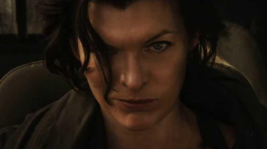 Resident Evil : Chapitre Final - Bande annonce 14 - VO - (2016)