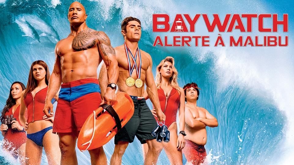 Baywatch - Alerte à Malibu - bande annonce 4 - VOST - (2017)