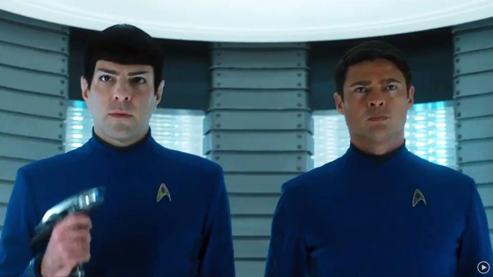 Star Trek Sans limites - bande annonce 6 - VF - (2016)