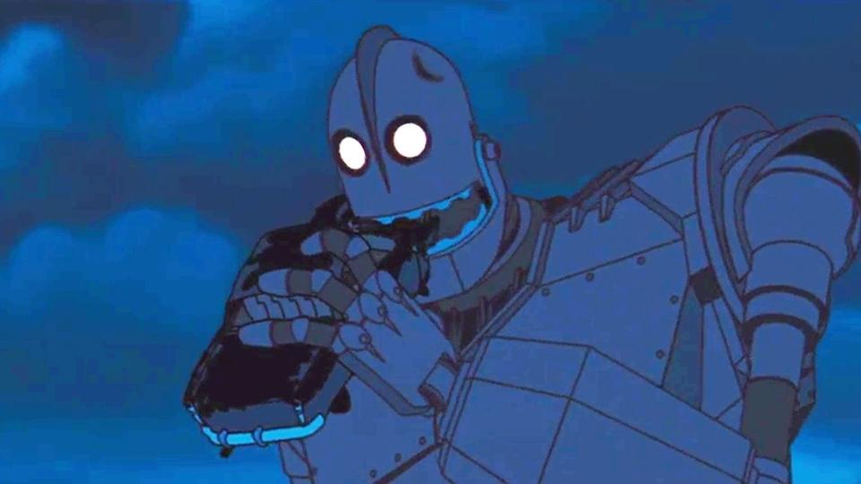 Le Géant de fer - bande annonce 2 - VF - (1999)