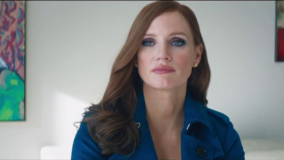 Molly's Game - bande annonce - VO - (2018)