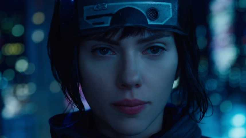 Ghost In The Shell - Bande annonce 5 - VF - (2017)