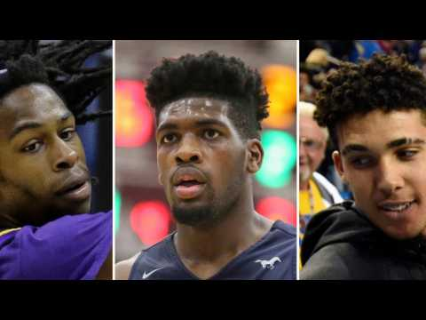 UCLA Stars Arrested In China For Shoplifting