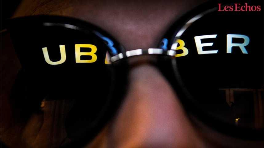 Illustration pour la vidéo Uber prévoit des taxis volants dès 2020