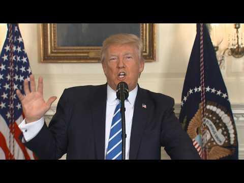 """Trump : """"La Corée du Nord est une dictature perverse"""""""