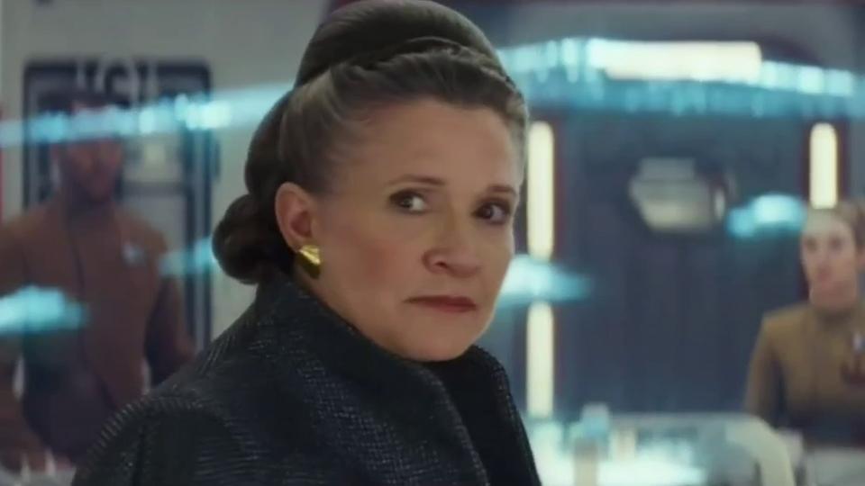 Star Wars - Les Derniers Jedi - teaser 4 - VO - (2017)