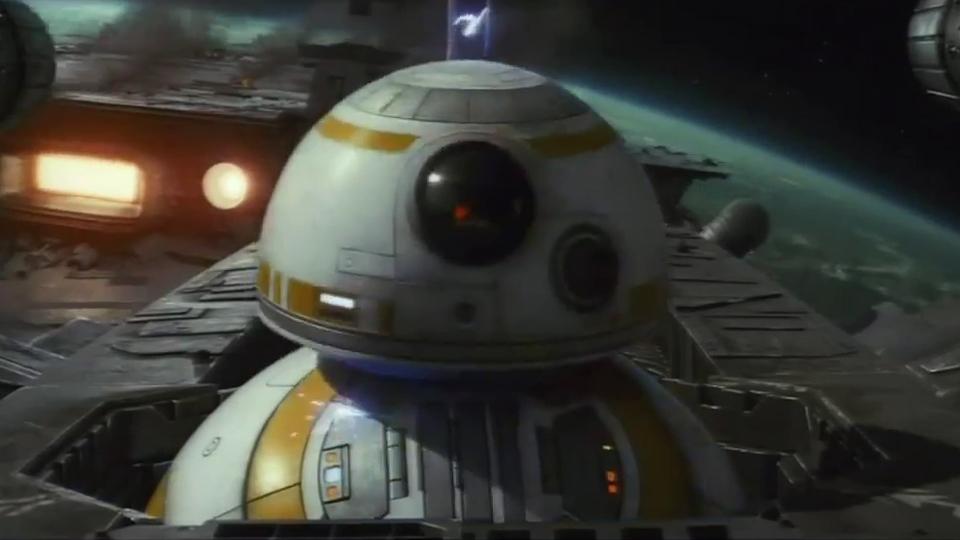 Star Wars - Les Derniers Jedi - teaser 6 - VO - (2017)
