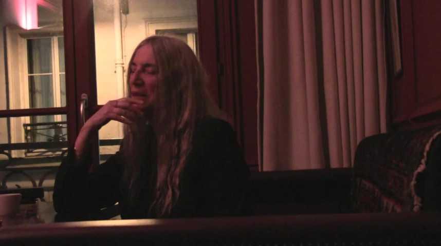 Illustration pour la vidéo Rencontre avec Patti Smith, la madone du Punk Rock