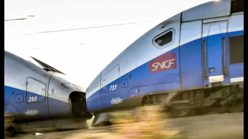 Illustration pour la vidéo Les chemins de fer français, un réseau à bout de souffle