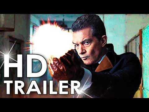 BULLET HEAD Official Trailer (2017) Adrien Brody, Antonio Banderas Dog Action Movie HD
