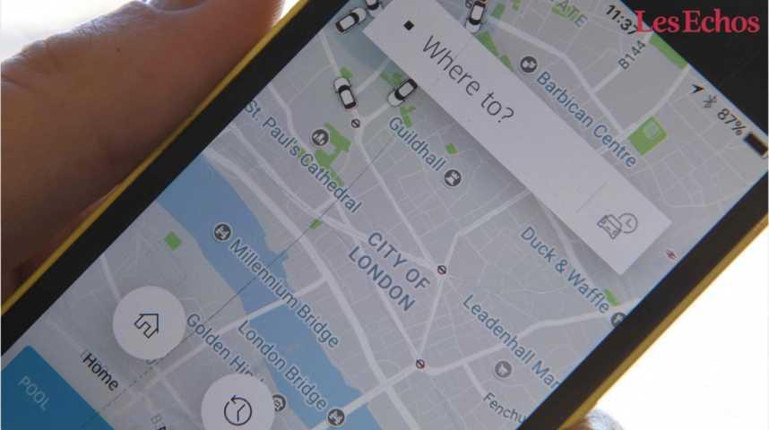 Illustration pour la vidéo Uber victime d'un piratage, 57 millions de comptes hackés