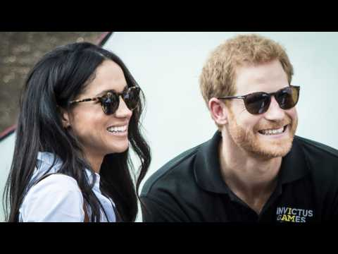 Meghan Markle Moves In With Prince Harry