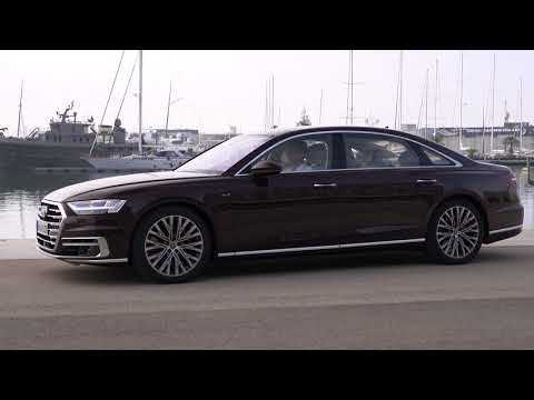 Audi A8 Driver Assistance System - Elevated Entry & Exit
