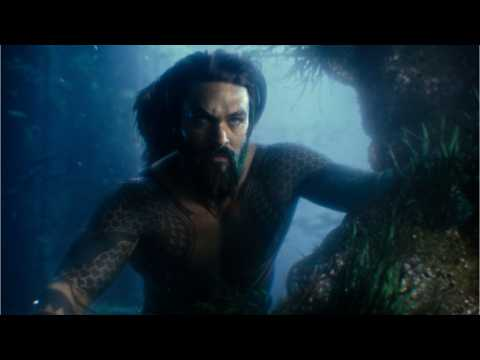 'Aquaman' Director Isn't Following 'Justice League's Path For Underwater Dialogue