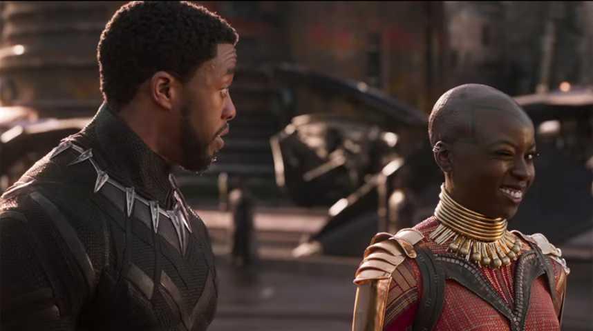 Black Panther - Teaser 13 - VO - (2018)