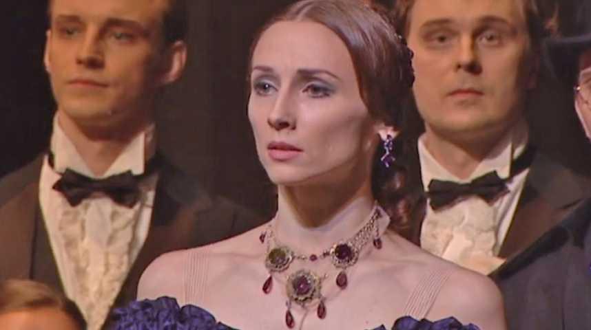 La Dame aux camélias (Ballet du Bolchoï) - Bande annonce 1 - VF - (2015)