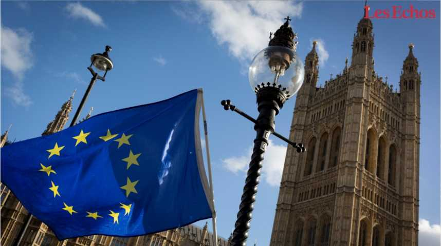 Illustration pour la vidéo Brexit : ce qu'il faut retenir de l'accord conclu entre Londres et Bruxelles