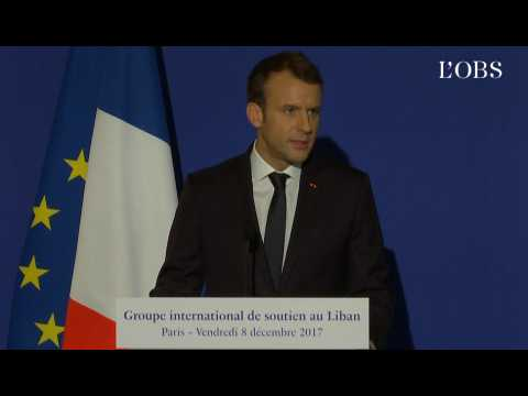 """Macron sur Jérusalem : """"Je lance un appel au calme"""""""