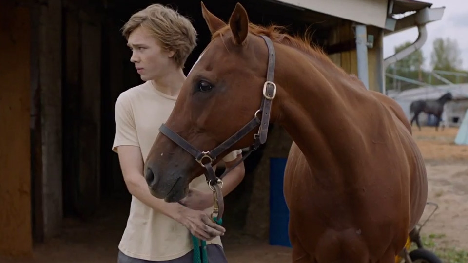 Lean on Pete - bande annonce - VO - (2018)
