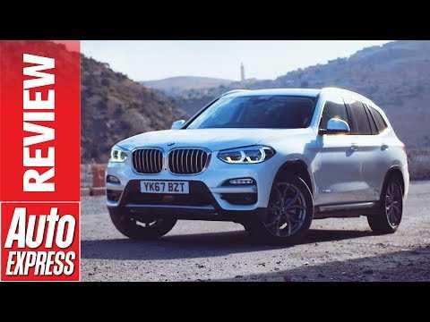 New BMW X3 review - luxury mid-size SUV hits back at Mercedes GLC and Volvo XC60