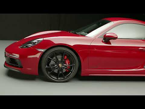 Porsche 718 Boxster GTS and 718 Cayman GTS Digital Press Conference