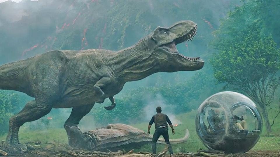 Jurassic World: Fallen Kingdom - bande annonce 3 - VOST - (2018)