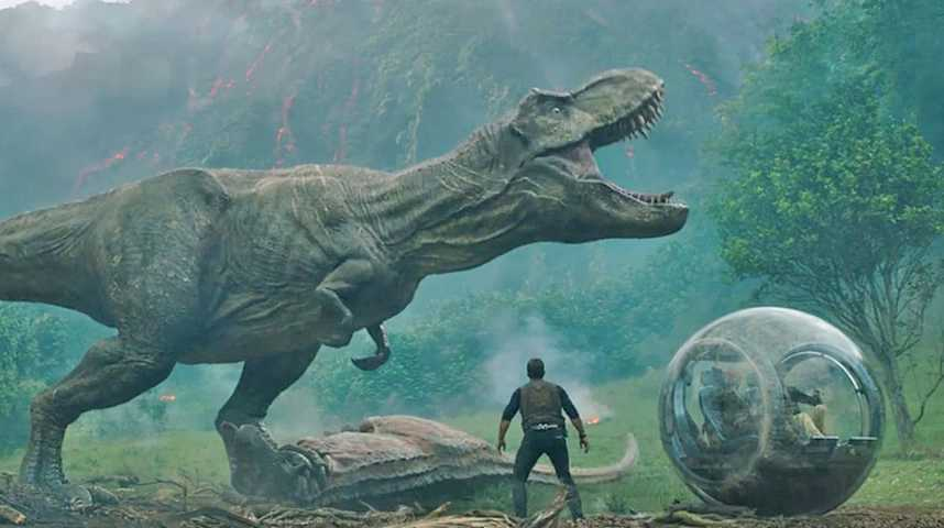 Jurassic World: Fallen Kingdom - Bande annonce 18 - VF - (2018)