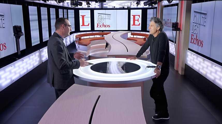 Illustration pour la vidéo «Depuis l'élection d'Emmanuel Macron, beaucoup plus de jeunes se lancent» (Marc Simoncini)